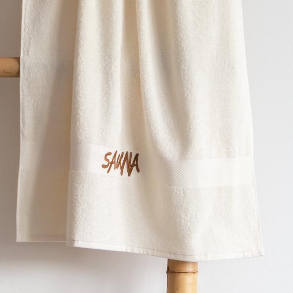 Saunatuch ESTELLA | beige