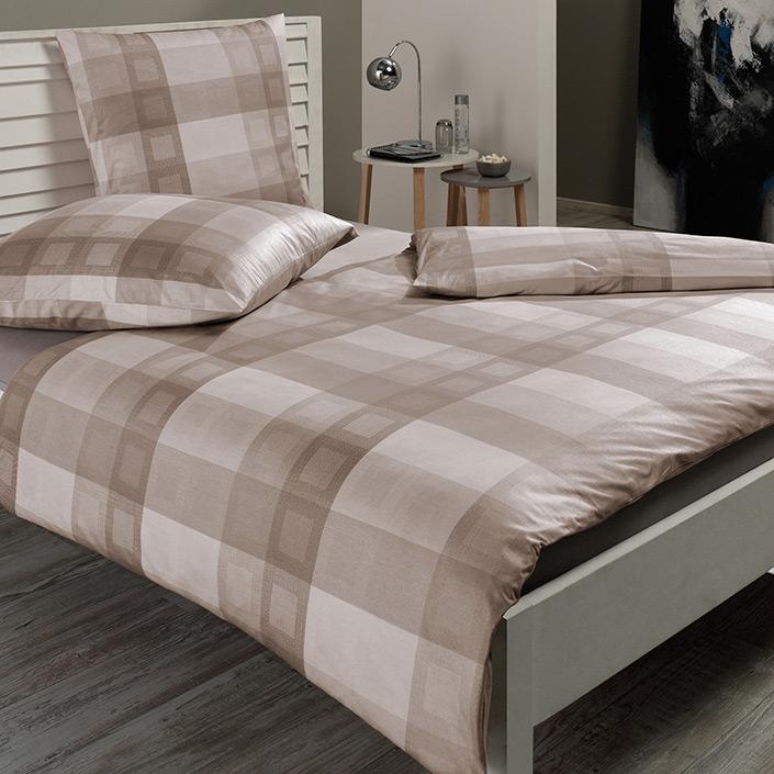 bettw sche estella braun estella. Black Bedroom Furniture Sets. Home Design Ideas