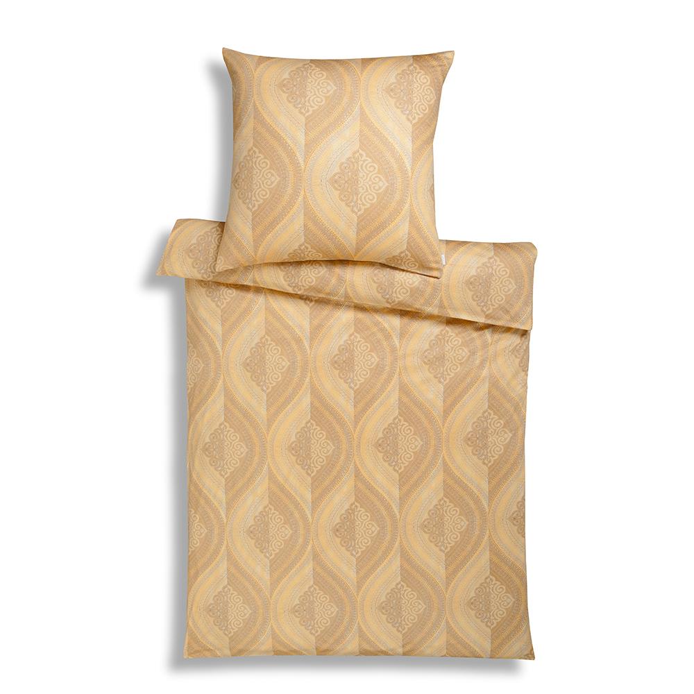 bettw sche eldor gold estella. Black Bedroom Furniture Sets. Home Design Ideas