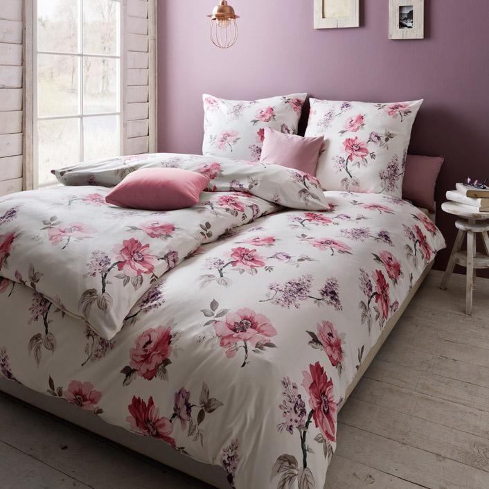 bettw sche aneta azalee estella. Black Bedroom Furniture Sets. Home Design Ideas