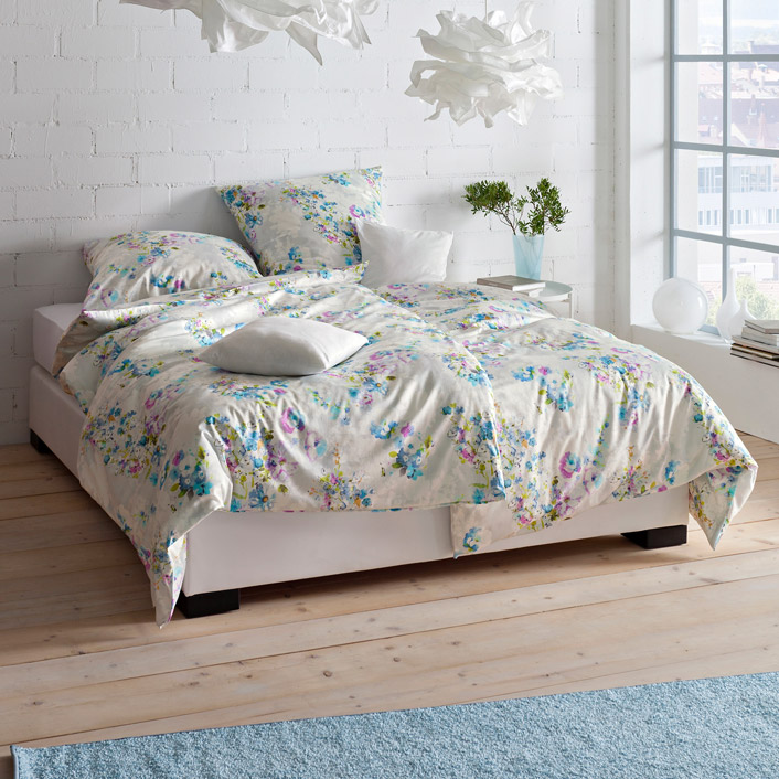 bettw sche lexi t rkis estella. Black Bedroom Furniture Sets. Home Design Ideas