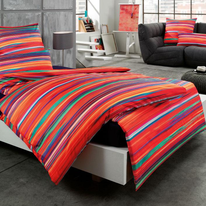 bettw sche magic magenta estella. Black Bedroom Furniture Sets. Home Design Ideas