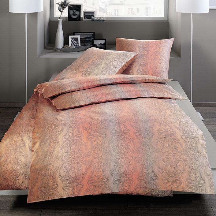 bettw sche elvin kupfer estella. Black Bedroom Furniture Sets. Home Design Ideas