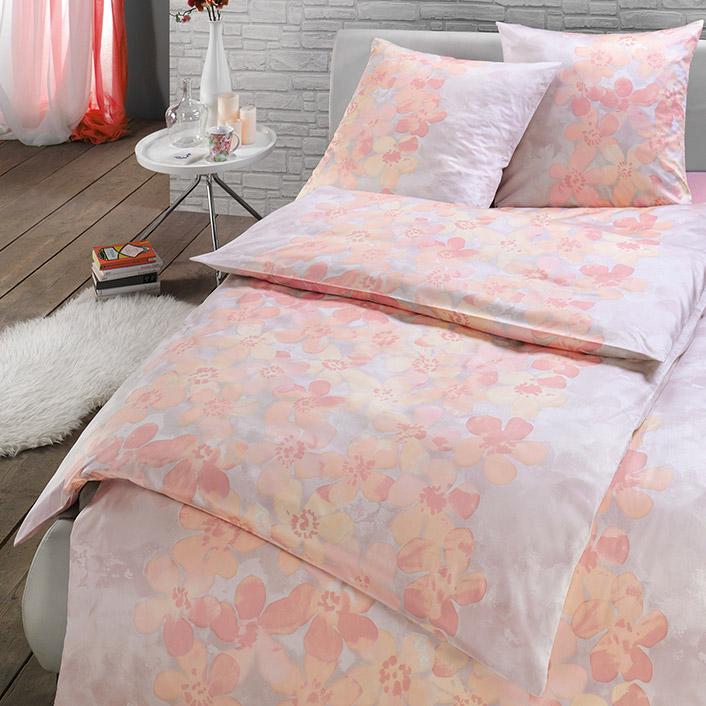 bettw sche laila vanille estella. Black Bedroom Furniture Sets. Home Design Ideas