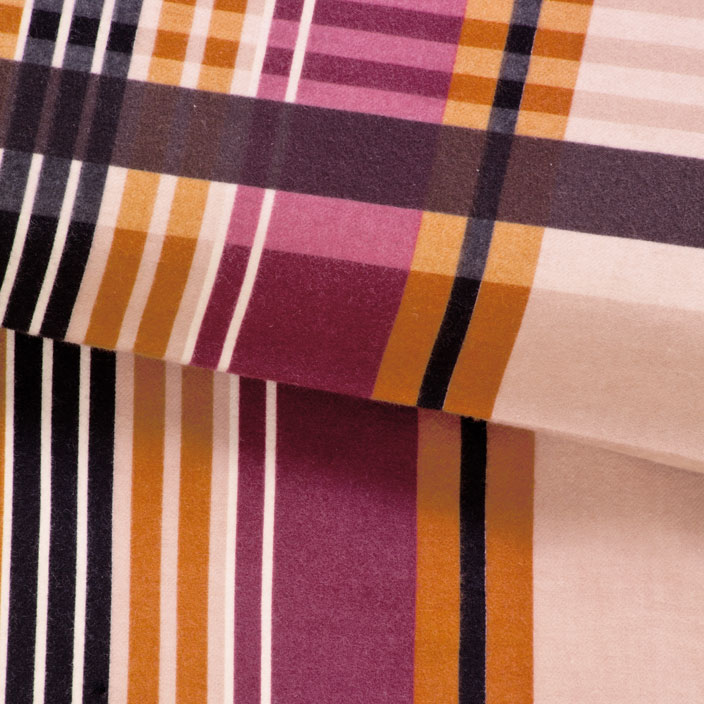 bettw sche sion maron 155x220 80x80 estella. Black Bedroom Furniture Sets. Home Design Ideas