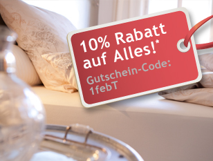 Jetzt sparen ab 100€ Einkaufswert!