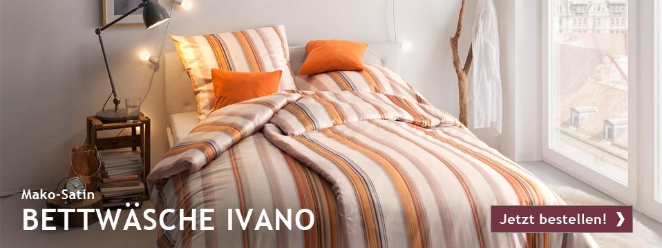Bettwäsche Ivano