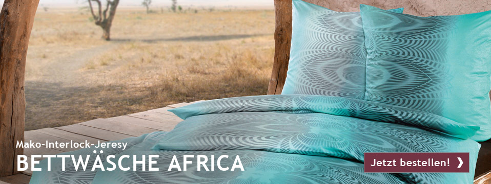 Bettwäsche AFRICA