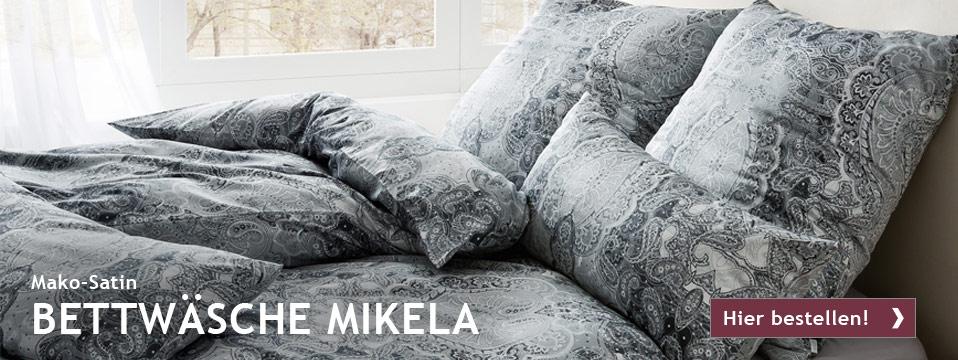 Bettwäsche MIKELA