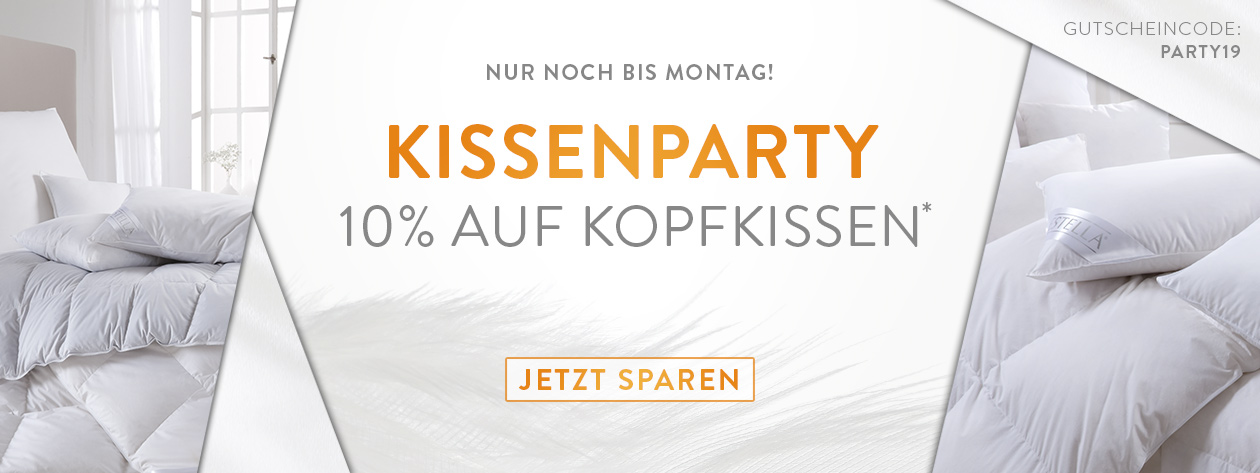 Estella Kissenparty