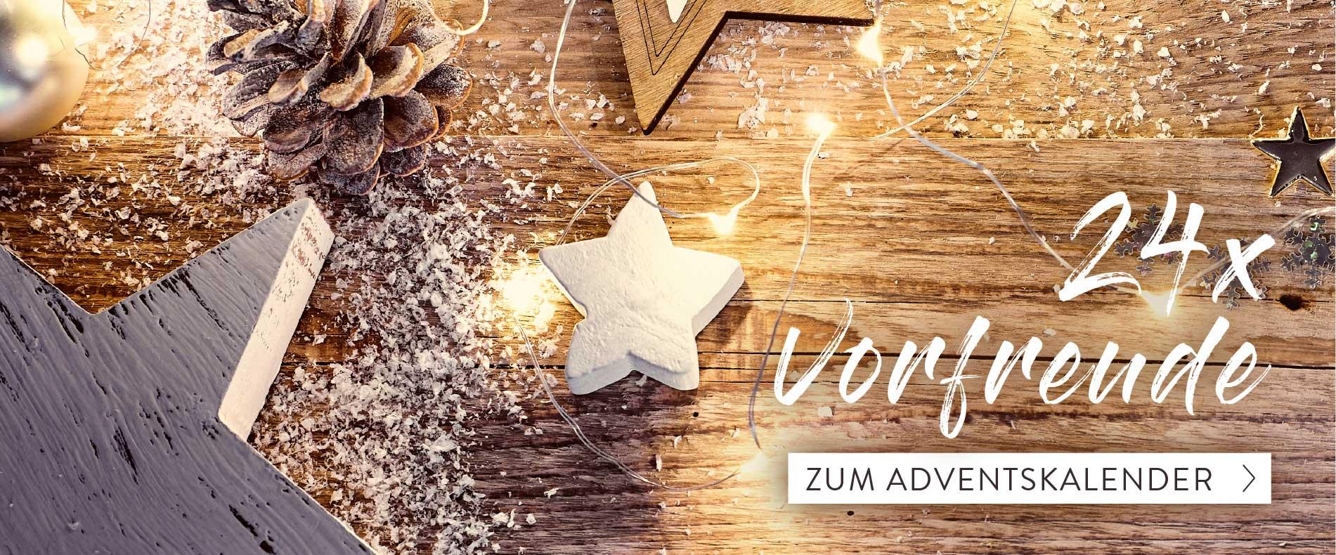 Kuscheliger Online-Adventskalender