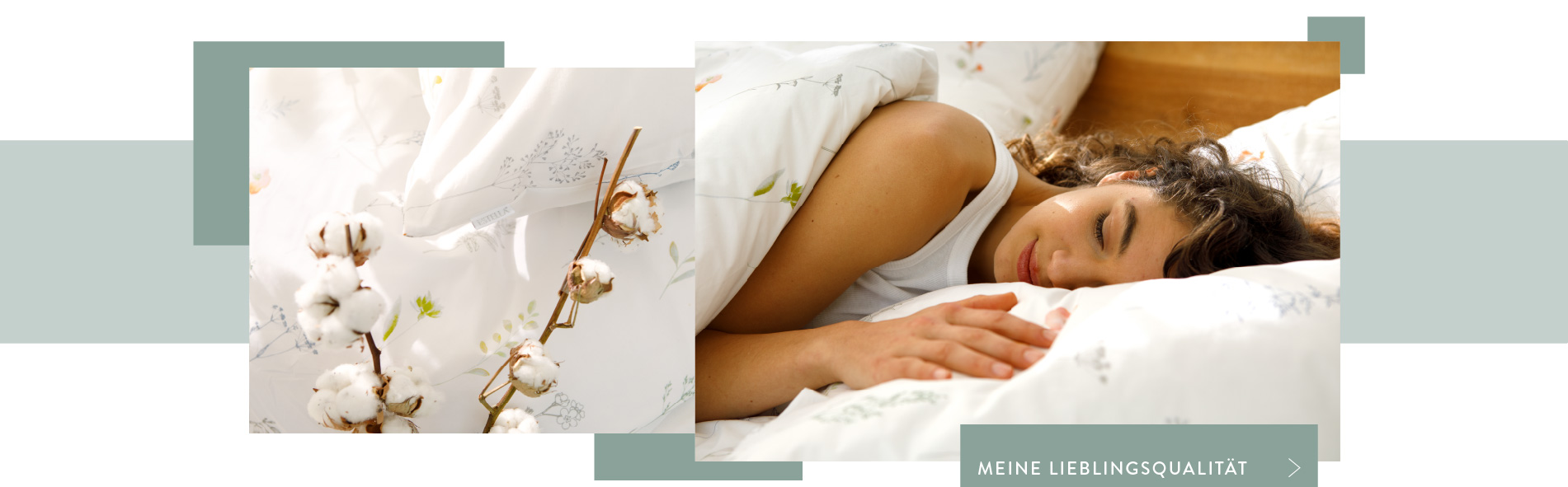 Estella Bettwäsche Qualitäten