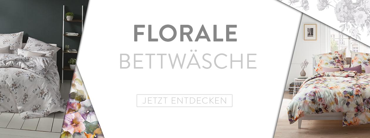 Florale Bettwäsche Estella