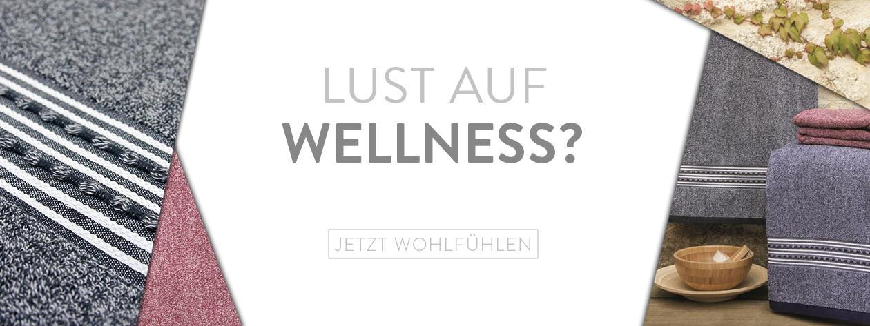 Wellness und Sauna Frottierwaren