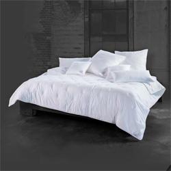 Bettdecke und Kissen aus der IMPULSE Kollektion