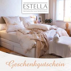 ESTELLA Online-Shop Geschenkgutschein